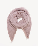 Sole Society Women's Over Blanket Scarf Berry From