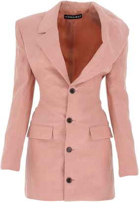 Y/Project Y / Project Asymmetric Blazer Dress