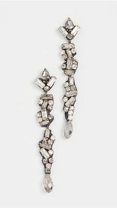 Deepa Gurnani Deepa by Kavya Earrings