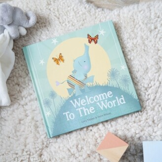 The White Company Welcome to the World Book by Lucy Tapper & Steve Wilson, Multi, One Size