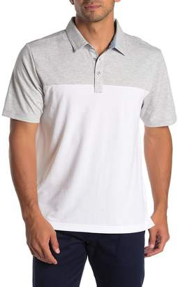 Travis Mathew Four BS Colorblock Polo