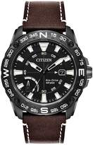 Citizen Men's AW7045-09E Eco-Drive Brown Watch