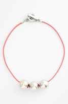 Marc by Marc Jacobs 'Exploded Bow' Beaded Necklace