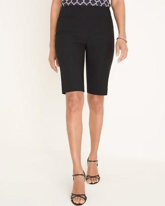 So Slimming Brigitte Slim Shorts - 13 Inch Inseam