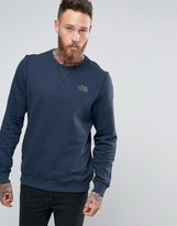 The North Face Sweatshirt With TNF Logo In Navy