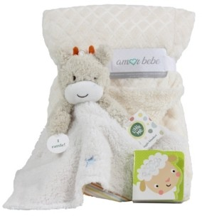 3 Stories Trading Baby Boys and Girls Bedtime Gift Set