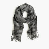 J.Crew Cashmere double-faced scarf