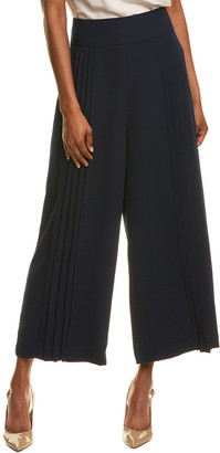 Monique Lhuillier Ml Pleated Pant