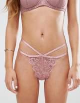 Asos Libby Lace Thong