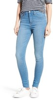 Madewell Women's High Rise Skinny Jeans