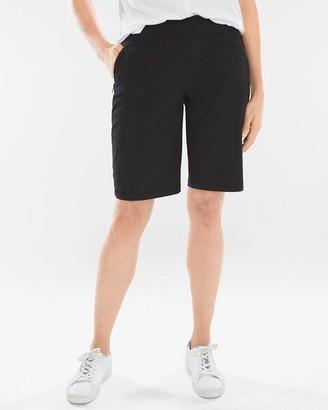 Zenergy UPF Neema Knit-Waist Shorts