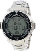 Sector Men's R3253967001 Dive Master Analog-Digital Watch