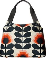 Orla Kiely Summer Flower Stem Classic Zip Shoulder