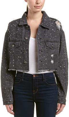 Jella C Distressed Jacket