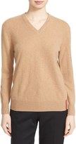 Joseph Women's V-Neck Cashmere Sweater