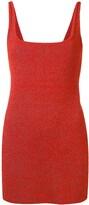 Yeezy tube mini dress