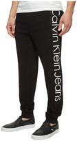 Calvin Klein Jeans Big Logo Sweatpants Men's Casual Pants