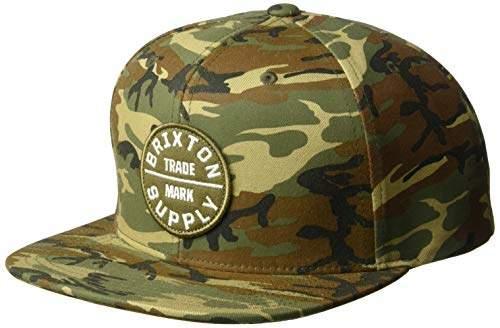 a73c0bb4a6f5e Brixton Green Men s Hats - ShopStyle