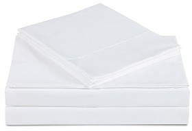 Charisma 610TC Ultra Solid Wrinkle-Free Sheet Set, Queen