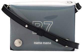 Nana-Nana x PVC B7 crossbody bag