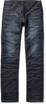 Visvim - Social Sculpture 01 Slim-fit Selvedge Denim Jeans