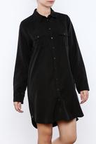 Dex Tencel Shirt Dress