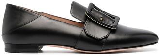 Bally Folded Heel Loafers