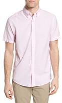 Gant Men's Tech Prep Stripe Seersucker Sport Shirt