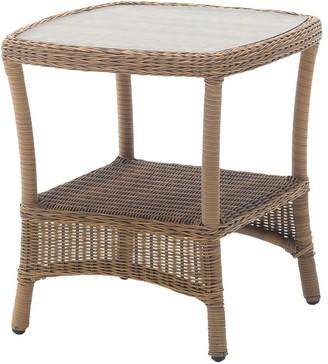 Kettler RHS Harlow Garden Side Table, Natural