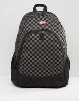 Vans Van Doren Backpack In Black Vc8yba5