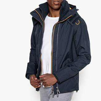 Superdry Hooded Zip-Up Windcheater