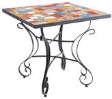 Pier 1 Imports Caspian Mosaic Square Dining Table