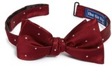 The Tie Bar Men's Dot Silk Bow Tie