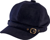 San Diego Hat Company Women's Cabbie Baseball Cap with Metal Buckle CTH8082