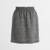 J.Crew Factory Herringbone sidewalk skirt