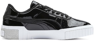 Puma Kids Cali Patent Jr Trainers