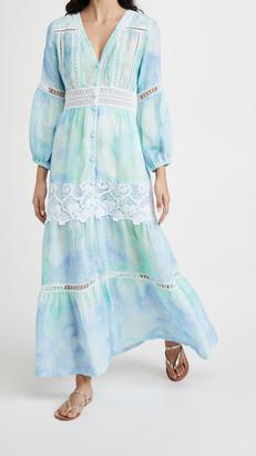 Temptation Positano Positano Tie Dye Dress
