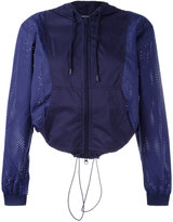 adidas by Stella McCartney Essentials track jacket - women - Polyester - L