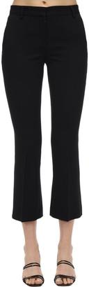 L'Autre Chose Boot Cut Straight Leg Pants