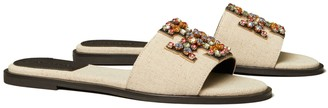 Tory Burch Ines Embellished Slide
