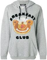 Jeremy Scott Breakfast Club hooded sweatshirt