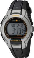 Timex Men's TW5K93700 Ironman Essential 10 Full-Size Resin Strap Watch