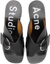 Acne Studios Leather Vikki Heels