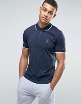 Jack and Jones Core Polo Shirt with Chest Logo