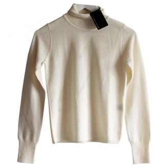 JC de CASTELBAJAC Ecru Wool Knitwear