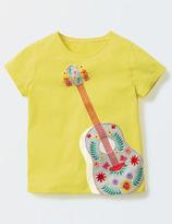 Boden Fun Appliqué T-shirt