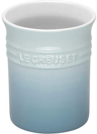 Le Creuset Utensil Jar Small Coastal Blue