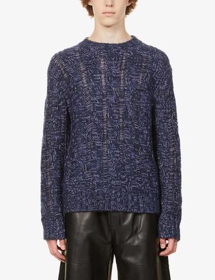 Acne Studios Karava knitted jumper