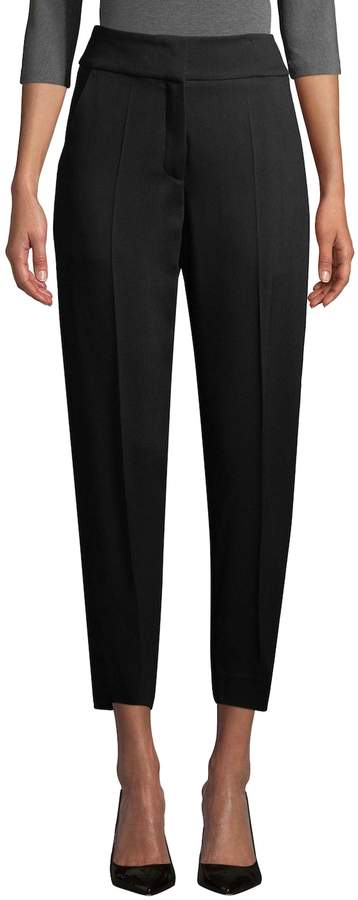 Derek Lam Women's Solid Tapered Trousers
