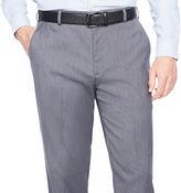 Van Heusen Men's Air Flat-Front Straight-Leg Flex Dress Pants